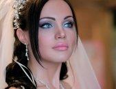Свадебный макияж для голубых глаз, фото 5