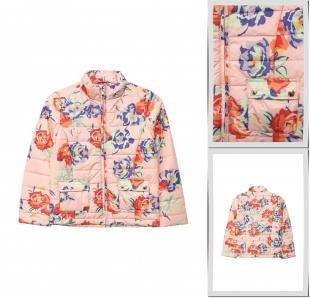 Розовые куртки, куртка утепленная u.s. polo assn., весна-лето 2016
