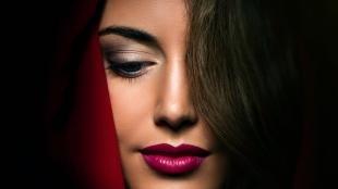 Вечерний макияж для карих глаз, макияж в арабском стиле для брюнеток с карими глазами