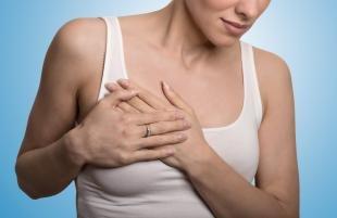 Болит грудь? Топ причин боли в груди у женщин