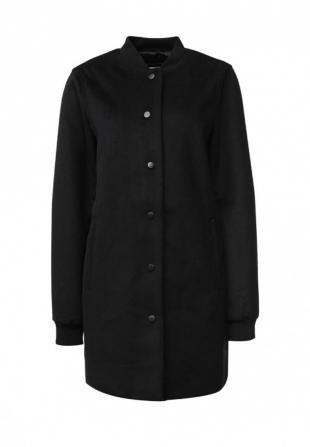 Черные пальто, пальто vero moda, осень-зима 2016/2017