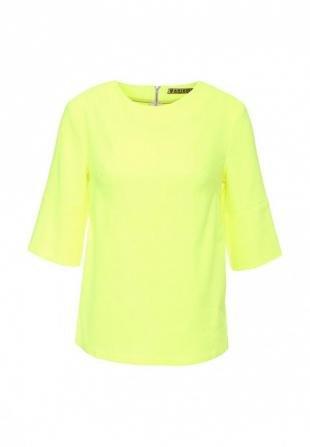 Желтые блузки, блуза xarizmas, весна-лето 2016
