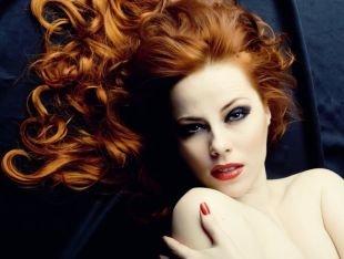 Макияж для рыжих с голубыми глазами, макияж смоки айс для серых глаз и рыжих волос