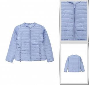 Голубые куртки, куртка утепленная blukids, осень-зима 2016/2017
