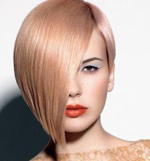 Персиковый цвет волос, цвет волос для светлой кожи