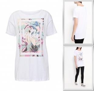 Белые футболки, футболка твое, осень-зима 2016/2017