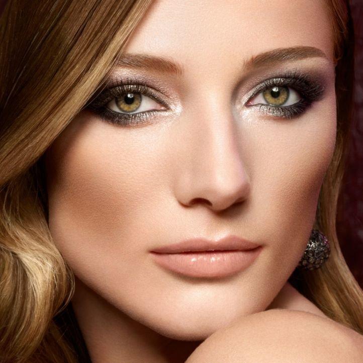 Арабский макияж с европейским акцентом