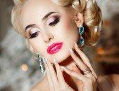 Свадебный макияж для карих глаз, фото 1