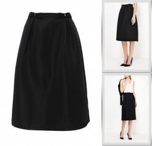 Черные юбки, юбка ted baker london, весна-лето 2016