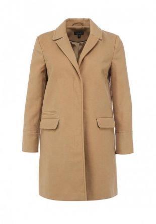 Горчичные пальто, пальто topshop, осень-зима 2015/2016