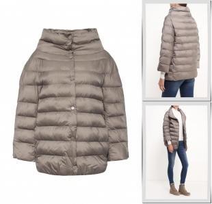 Серые куртки, куртка утепленная rinascimento, осень-зима 2016/2017