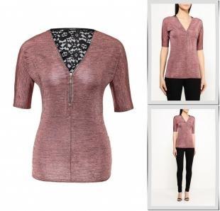Розовые блузки, блуза mim, весна-лето 2016