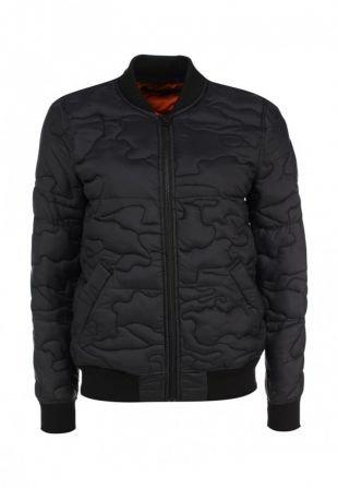 Черные куртки, куртка утепленная french connection, осень-зима 2015/2016