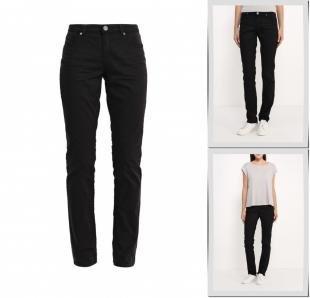 Черные джинсы, джинсы q/s designed by, осень-зима 2016/2017