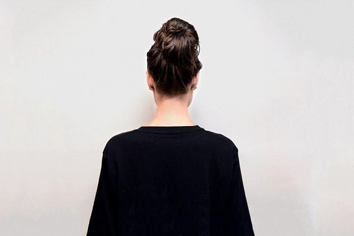 Как накрутить волосы с помощью пучка